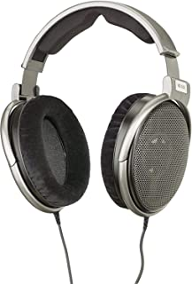 Sennheiser HD650 Open Back Headphones with Detachable Cable