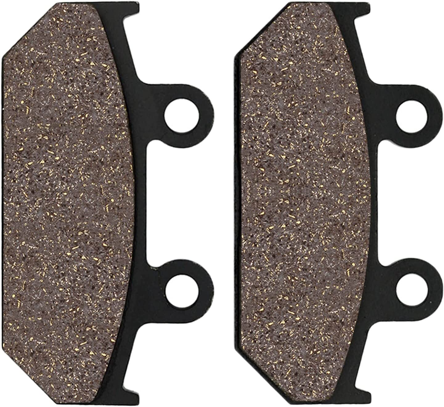 Motorcycle Rear Brake Pads Dedication for Special price a limited time Suzuki 2007 AN250 250 an Skywave