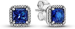 comprar comparacion Pandora Pendientes de botón Mujer plata - 290591NBT