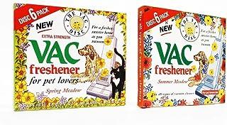 St@llion Extra Fuerza Vac Air-Fresheners para los amantes de las mascotas, aspiradora, amantes de las mascotas, Hoover Disc