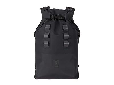 Chrome 30 L Urban Ex 2.0 Rolltop (Black) Backpack Bags