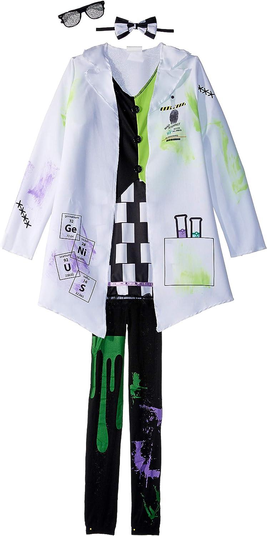 Fun World Mad Scientist Girl Girl Girl Costume, Medium 810, White