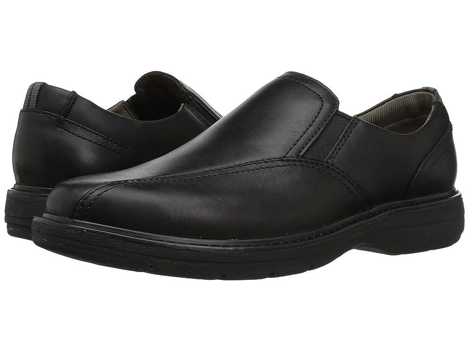 Clarks Cushox Step (Black Leather) Men