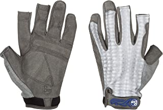 Buff Pro-Series Fighting Work Gloves - Grey Scale (S/M)