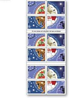 christmas forever stamps 2018