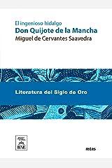 Don Quijote de la Mancha (Spanish Edition) eBook Kindle