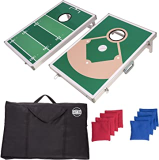 CAN'T STOP PARTY SUPPLIES Cornhole Board Game Set