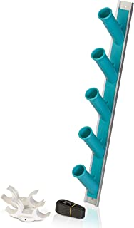 Gre BHM5 - Colgador Metálico para Material de Limpieza de Piscina