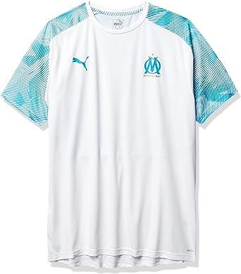 PUMA Men's Olympique De Marseille Licensed Stadium Jersey