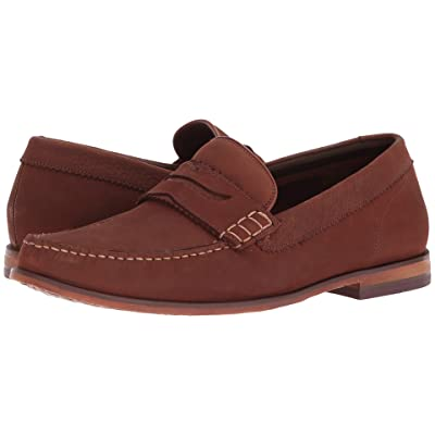 Ted Baker Miicke 5 (Dark Tan Nubuck) Men