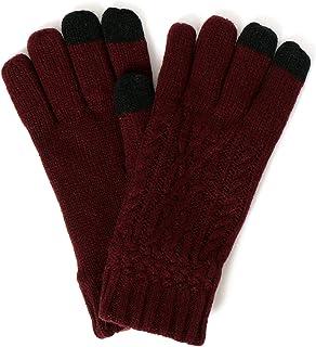 [シップスジェットブルー] 手袋 ケーブルニット グローブ メンズ 128760023