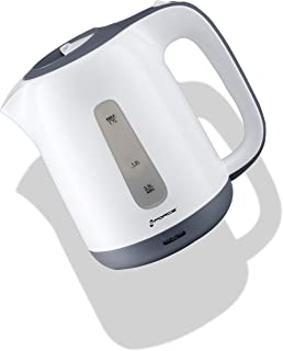 GForce Electric Kettle Water Heater 1.7 Liter - 900W Rapid Boil Technology, Tea/Coffee