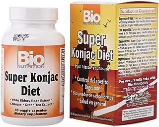 Bio Nutrition Bio N Super Konjac Diet 90 Vegicaps