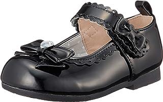 [马赛威斯] 丝带&宝石 正式鞋 女孩 5416B/17B