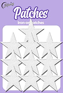Best iron on patches stars Reviews