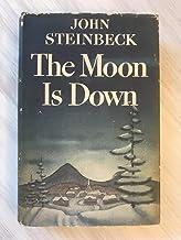 1942 Vtg Moon is Down Steinbeck Inspiration Fascist Rebel Resistance Movements