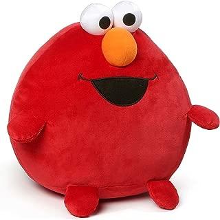 Sesame St -  Egg Friends - Elmo Large 25cmStuffed Plush Toy,25 x 28 x 20cm