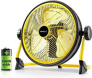 Best battery powered fan heater Reviews