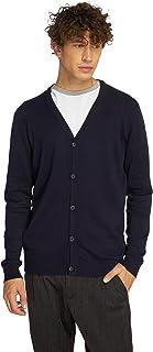 Chaqueta de Punto Jack/&Jones Hombre Negro 12141576 JPRCHAMP Knit V-Neck Button Cardigan Black