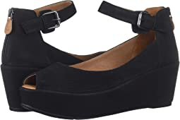 Nyssa Peep-Toe Wedge