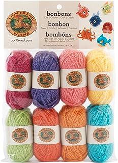 Lion Brand BonBons Yarn Pack Brights