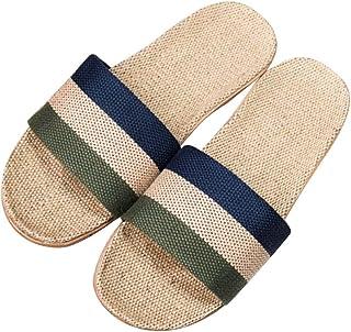 e471f2faea327d LIN Liquidation Chaussures Hommes Mode Casual Bout Ouvert Plates Chaussons  Shoes Flats Chaussures de