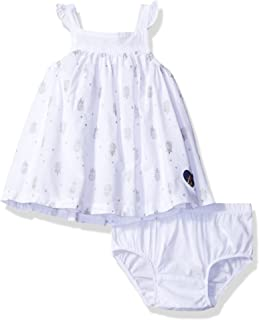 Baby Girls' Dress With Diaper Cover