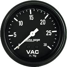 AUTO METER 2317 Autogage Vacuum Gauge