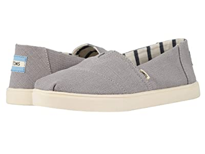 TOMS Alpargata Cupsole (Morning Dove Heritage Canvas Cupsole) Women