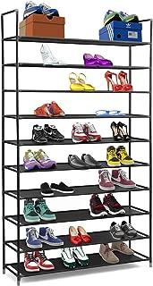 shoe storage shelves