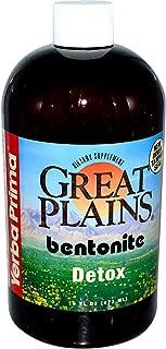 Yerba Prima Bentonite, Detox Pint, 16 Ounce