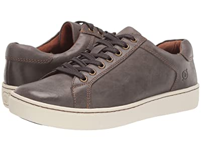 Born Sur (Dark Grey Full Grain Leather) Women