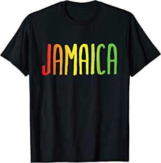 jamaica tee shirts