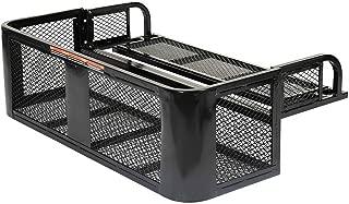 Toolsempire Rear Rack ATV UTV Universal Back Cargo Carriers Basket Steel