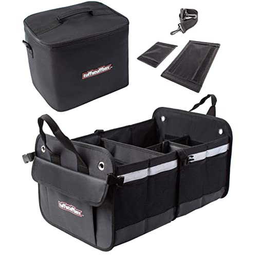 Trunk Organizer With Cooler Amazon Com
