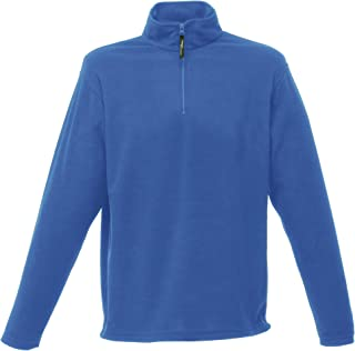 Regatta Mens 170 Series Anti-pill Zip Neck Micro Fleece Jacket