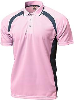wundou(猎犬) P-1710基本款网球衫 P-1710 浅粉色 110
