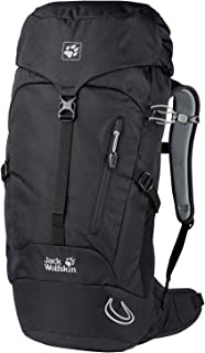 Jack Wolfskin Astro 26 Pack Sac À Dos de Randonnée, Hiking Backpacks (à 45 L) Adulte Unisexe, Noir, Taille unique