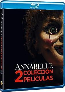 Annabelle + Annabelle Creation Blu-Ray [Blu-ray]