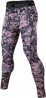 Men's Quick Dry Powerflex Compression Baselayer Pants, Legging Tights for Men