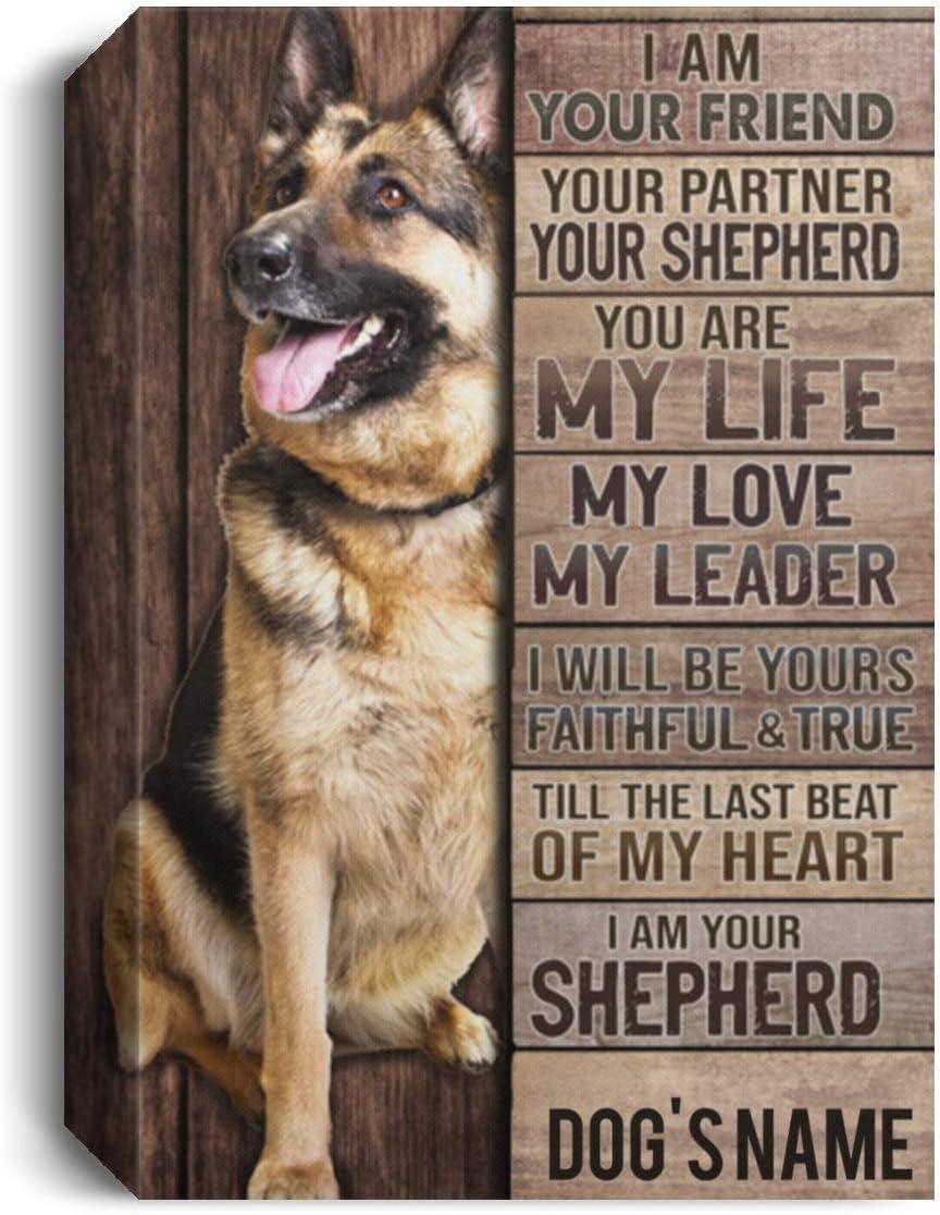TeeWind Personalized I Am 限定モデル Partner Friend 送料込 Your Shepherd