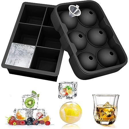 cocktail bevande 1*1*1cm White Stampo per ghiaccio a cubetti di ghiaccio in silicone makes bicchierini regali per ghiaccio estate strumento potabile per whiskey