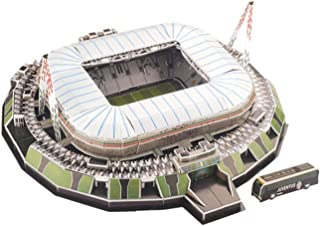 Dreameryoly 大人の子供のためのスタジアム3Dパズルスタジアムモデル構築キット、エミレーツスタジアム、ベルナベウスタジアム、キャンプヌー、サンシーロスタジアム、ミュンヘンアリアンツアリーナ、スタンフォードブリッジスタジアム、デルアルプ...