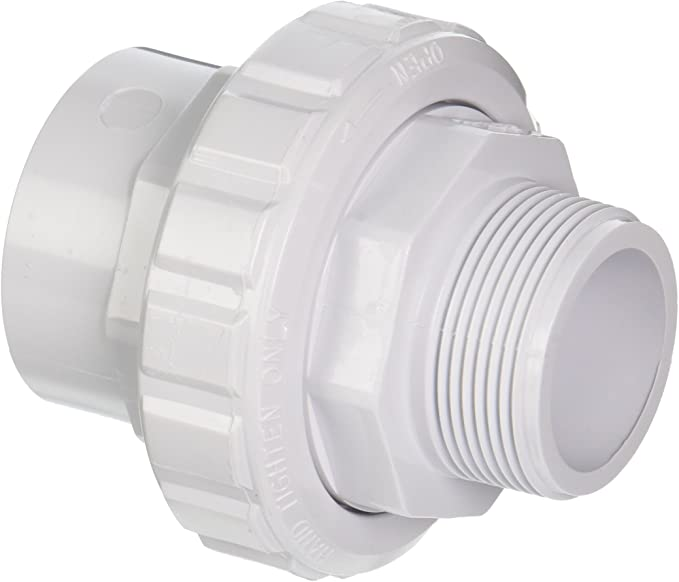 """Swimming Pool Pipework White 1.5/"""" ABS 45º Elbow"""