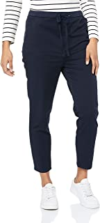 French Connection Women's Pull ON Stretch Cotton Pant