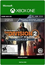 Tom Clancy's The Division 2: Warlords of New York Expansion  - Xbox One [Digital Code]
