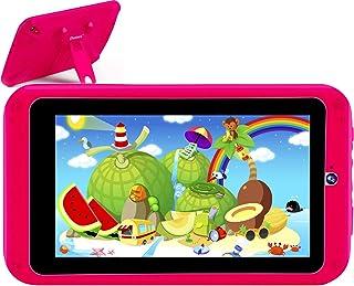 PROGRACE キッズタブレット 7インチ 2GB RAM + 16GB ROM Android9.0 GMS認証 キッズモデル HDディスプレイ キッズタブレット目に優しい 子供モード ペアレンタルコントロール付 き 子どもプレゼント 保護...