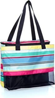 Thirty-One Sand N' Shore Thermal Tote in Patio Pop - No Monogram
