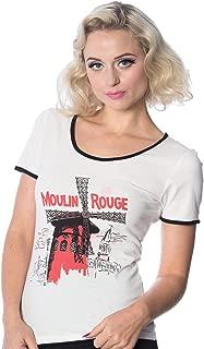 Paris 1950s Style T-Shirt