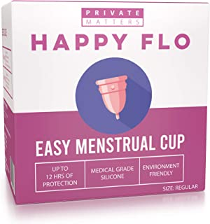 Private Matters Happy Flo Easy Menstrual Cup